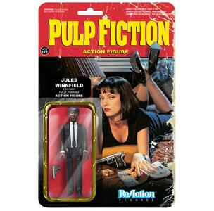 Action figure Jules Winnfield. Pulp Fiction Funko ReAction - 2