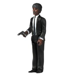Action figure Jules Winnfield. Pulp Fiction Funko ReAction - 3