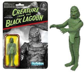 Action figure Creature From Black Lagoon. 1 In 6 Chase Funko