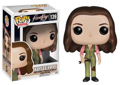 Action figure Kaylee Frye. Firelfy Funko Pop! - 3