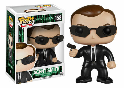 Giocattolo Action figure Agent Smith. The Matrix Funko Pop! Funko 1