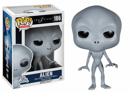 Funko POP! X-Files. Alien - 3