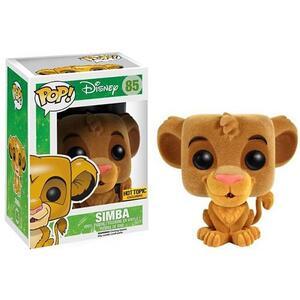 Funko POP! Disney The Lion King. Flocked Simba
