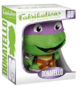 Giocattolo Peluche Donatello. TMNT Funko Fabrikations Funko 0