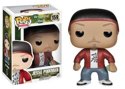 Funko POP! Breaking Bad. Jesse Pinkman - 3