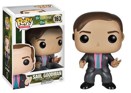 Funko POP! Breaking Bad. Saul Goodman - 3