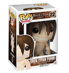 Funko POP! Attack On Titan. Eren. Titan Form