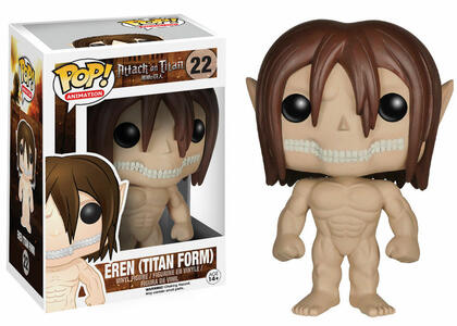 Funko POP! Attack On Titan. Eren. Titan Form - 3