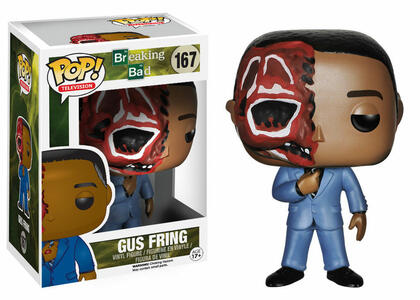 Funko POP! Breaking Bad. Dead Gustavo Fring - 3