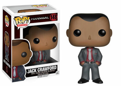 Funko POP! Hannibal. Jack Crawford - 3