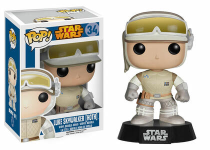 Funko Pop! Star Wars. Luke Skywalker Hoth - 3