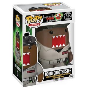 Action figure Domo Ghostbuster. Ghostbusters Funko Pop!
