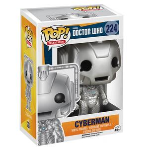 Funko POP! Doctor Who. Ciberniano. Cyberman - 2