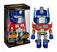 Giocattolo Action figure Optimus Prime Metallic. Transformers Funko Hikari Funko 0