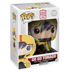 Funko POP! Marvel/Disney. Big Hero 6. Go Go Tomago
