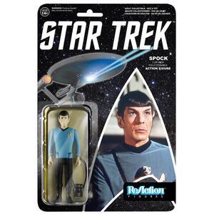 Action figure Spock. Star Trek Funko ReAction - 2