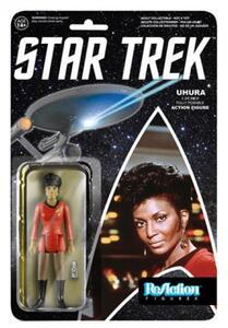 Action figure Uhura Reaction St Series 1 Funko