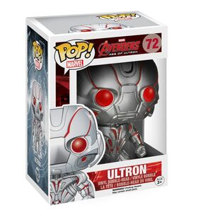 Giocattolo Action figure Ultron. Avengers Funko Pop! Funko 0