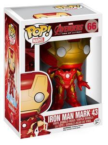 Funko POP! Marvel. Iron Man Mark 43