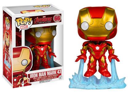 Funko POP! Marvel. Iron Man Mark 43 - 4