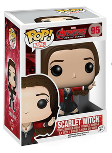 Giocattolo Action figure Scarlet Witch. Marvel Avengers Funko Pop! Funko 1