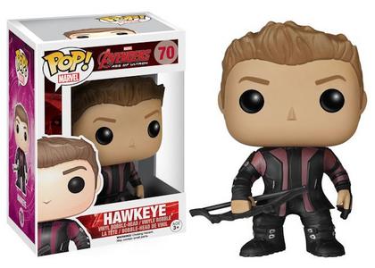 Giocattolo Action figure Hawkeye. Avengers 2 Funko Pop! Funko 1