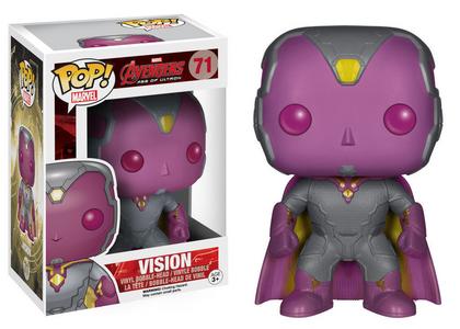 Giocattolo Action figure Vision. Avengers Funko Pop! Funko 1