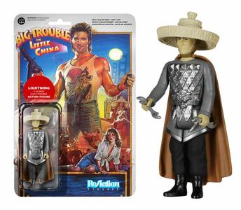 Action figure Fulmine. Grosso Guaio a Chinatown ReAction