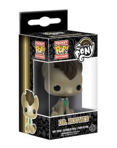 Portachiavi Dr Hooves. My Little Pony Funko Pocket Pop! Keychain - 2