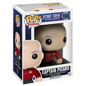 Giocattolo Action figure Captain Picard. Star Trek Funko Pop! Funko 0