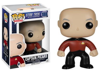 Giocattolo Action figure Captain Picard. Star Trek Funko Pop! Funko 1