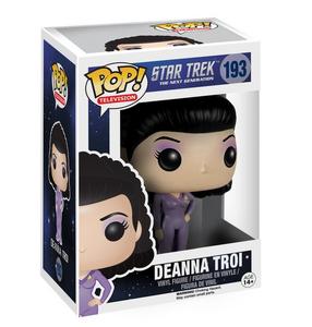 Giocattolo Action figure Troi. Star Trek Funko Pop! Funko 0