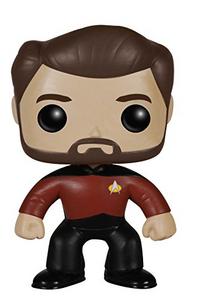 Giocattolo Action figure Will Riker. Star Trek Funko Pop! Funko