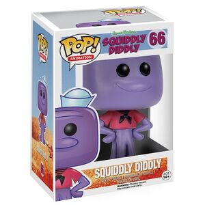 Giocattolo Action figure Squiddly Diddly Funko Pop! Funko 0