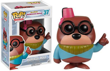 Funko POP! Animation. Hanna Barbera Morocco Mole Vinyl Figur - 2
