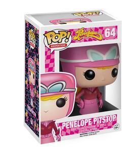 Funko POP! Animation. Hanna Barbera Penelope Pitstop Vinyl Figur
