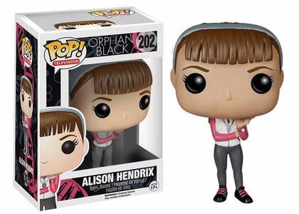 Funko POP! Orphan Black. Alison Hendrix