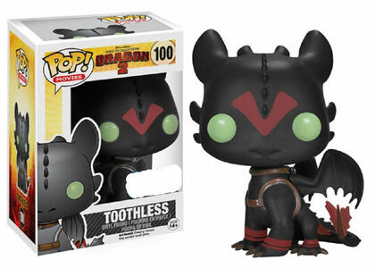 Funko POP! Movies. How To Train Your Dragon 2 Racing Stripes Toothless - 3