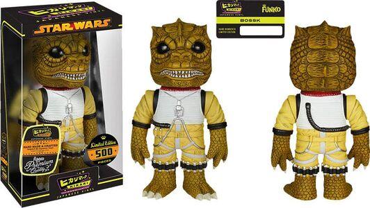 Giocattolo Funko Hikari. Star Wars. Bossk (premium Hikari Sofubi) Funko