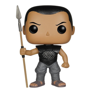 Giocattolo Action figure Grey Worm. Game of Thrones Funko Pop! Funko 0