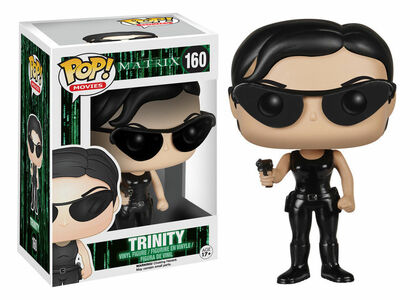 Giocattolo Action figure Trinity. The Matrix Funko Pop! Funko 1