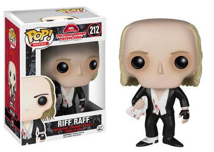 Funko POP! Movies. The Rocky Horror Picture Show. Riff Raff - 3