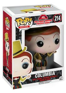 Funko POP! Movies. The Rocky Horror Picture Show. Columbia - 3