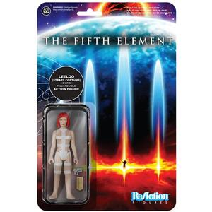Funko ReAction The Fifth Element. LeeLoo In Straps
