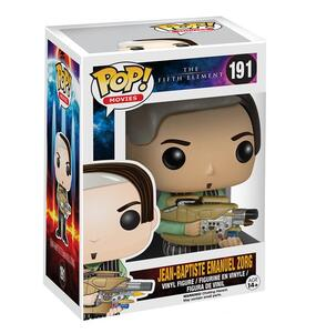 Funko POP! Movies. The Fifth Element. Zorg - 2