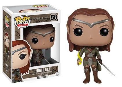 Giocattolo Action figure High Elf. Elder Scrolls Funko Pop! Funko