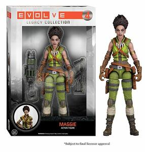 Funko Legacy Collection. Evolve Maggie - 3