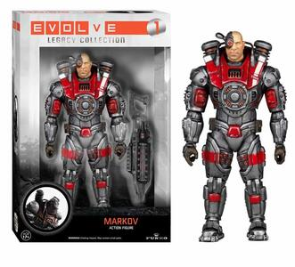 Funko Legacy Collection. Evolve Markov - 2