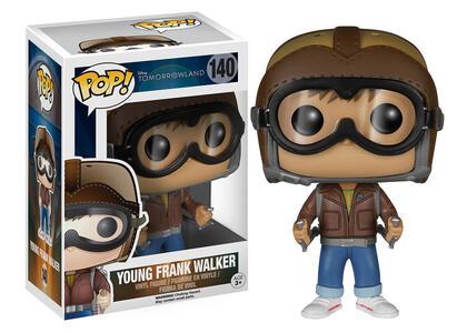 Funko POP! Disney Tomorrowland. Young Frank Walker - 3