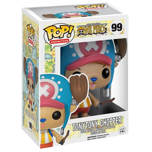 Giocattolo Action figure Tony Tony Chopper. One Piece Funko Pop! Funko 0